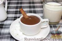 Фото к рецепту: Итальянский горячий шоколад