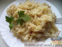Фото к рецепту: Деревенская паста с картофелем