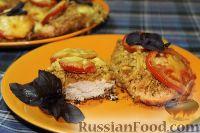 Фото к рецепту: Куриная грудка в сырной панировке