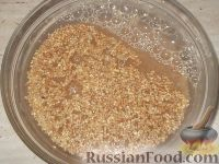 Фото приготовления рецепта: Каша из дробленой пшеничной крупы - шаг №2