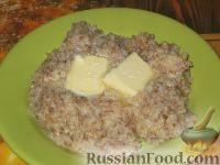 Фото приготовления рецепта: Каша из дробленой пшеничной крупы - шаг №5