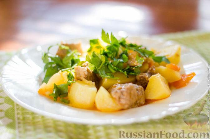 Быстрые простые блюда на второе рецепты