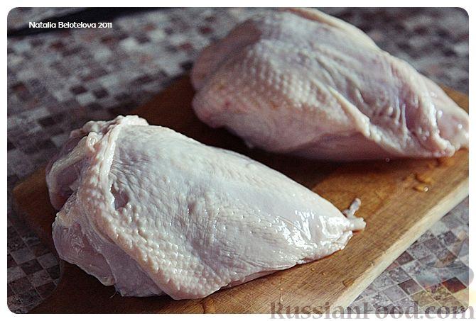 куриная грудка с черносливом в духовке рецепты