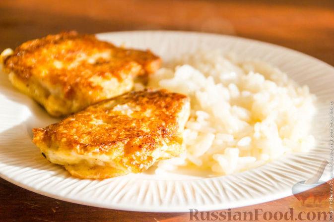 как приготовить рыбное филе в панировке