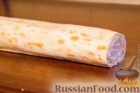 Фото приготовления рецепта: Закуска из лаваша - шаг №6