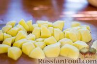Фото приготовления рецепта: Жаркое по-домашнему (в мультиварке) - шаг №2