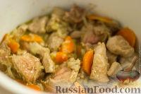 Фото приготовления рецепта: Жаркое по-домашнему (в мультиварке) - шаг №5