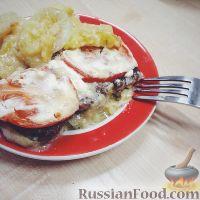 Фото к рецепту: Запеканка из картофеля и фарша