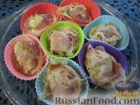 """Фото к рецепту: Картофель в """"гнездах"""""""