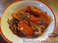 Фото к рецепту: Помидоры по-корейски