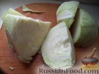 Фото приготовления рецепта: Котлеты из белокочанной капусты - шаг №2