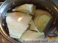 Фото приготовления рецепта: Котлеты из белокочанной капусты - шаг №3