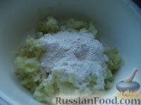 Фото приготовления рецепта: Котлеты из белокочанной капусты - шаг №6