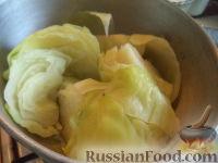 Фото приготовления рецепта: Котлеты из белокочанной капусты - шаг №4