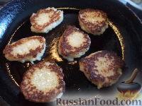 Фото приготовления рецепта: Котлеты из белокочанной капусты - шаг №9