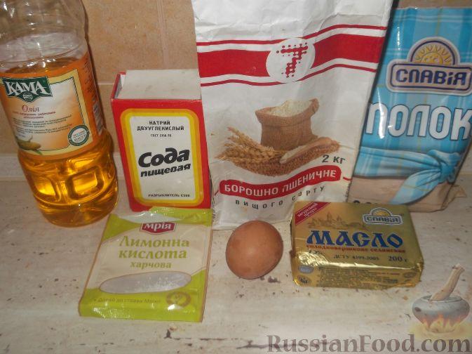 рецепт на приготовление вафель