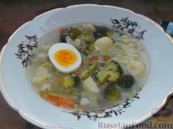салат из цветной капусты и чесноком рецепты