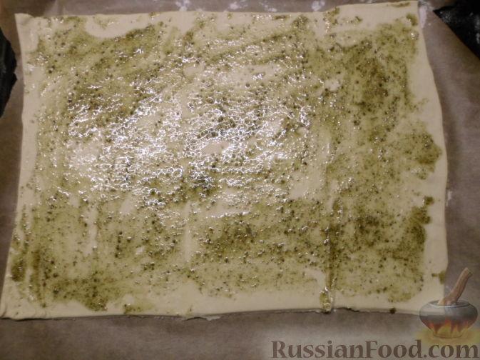 Фото приготовления рецепта: Капустный суп с рисом и сливками - шаг №13