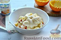 Фото приготовления рецепта: Фруктовый салат - шаг №6