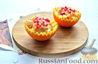 Фото приготовления рецепта: Фруктовый салат - шаг №8