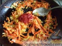 Фото приготовления рецепта: Щи из квашеной капусты с мясом - шаг №7