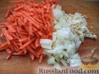 Фото приготовления рецепта: Щи из квашеной капусты с мясом - шаг №6