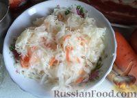 Фото приготовления рецепта: Щи из квашеной капусты с мясом - шаг №2