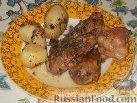 Фото к рецепту: Рагу из кролика