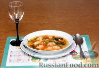 Фото к рецепту: Рыбный суп