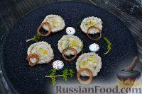 Фото к рецепту: Вареники с сыром