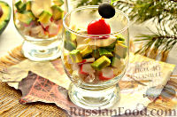Фото к рецепту: Салат-коктейль с авокадо