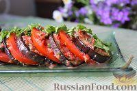 Фото к рецепту: Пряные баклажаны