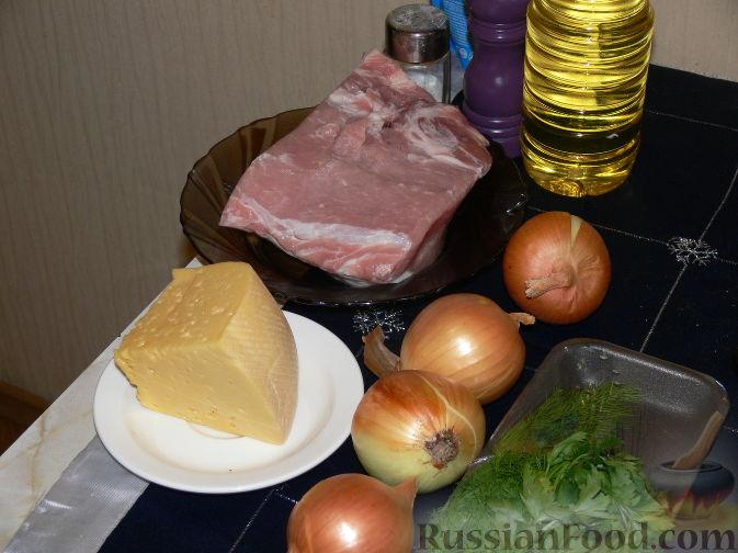 рецепт приготовления свинины по французски