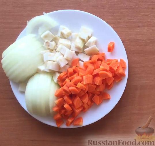 кролик тушеный рецепт