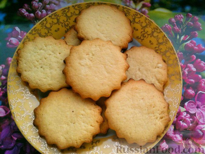 Рецепт приготовления печенья на майонезе