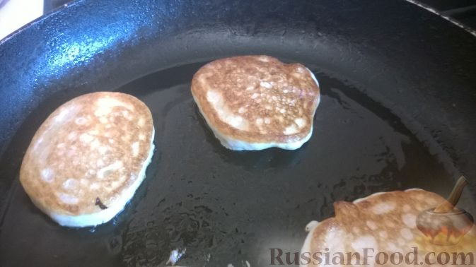 Толстые оладьи рецепт фото