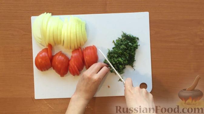 Рецепт Судак запеченный в фольге на RussianFoodcom