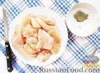 """Фото приготовления рецепта: Куриные отбивные """"Нежность"""" - шаг №2"""