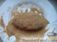 Фото приготовления рецепта: Жареные котлеты - шаг №6
