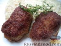 Фото приготовления рецепта: Жареные котлеты - шаг №11