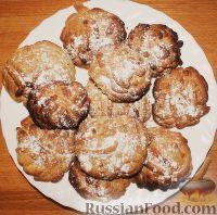 Фото к рецепту: Печенье «Муравейнички»
