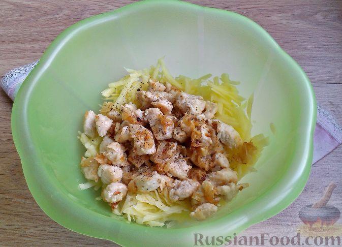 Фото приготовления рецепта: Тарт с инжиром - шаг №5