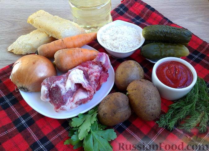 Фото приготовления рецепта: Экзотический салат - шаг №10