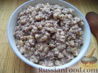 Фото приготовления рецепта: Кутья из пшеницы с маком - шаг №13