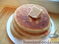 Фото к рецепту: Хачапури — лепешка с сыром