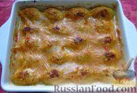Фото к рецепту: Сочные мясные котлеты с овощами