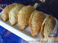 Фото к рецепту: Милопитакья - греческие пирожки