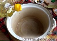 Фото приготовления рецепта: Быстрые маринованные грибы - шаг №4