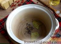 Фото приготовления рецепта: Быстрые маринованные грибы - шаг №6