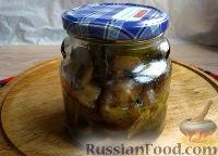 Фото приготовления рецепта: Быстрые маринованные грибы - шаг №12